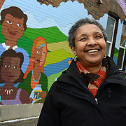 Maedith Radlein's multimedia performance &quot;A History of Black Immigration in Canada&quot; will be  presented Saturday at 4 p.m. at the Kitchener Church of God, as part of Black History Month celebrations<br /> IAN STEWART / SPECIAL TO THE RECORD