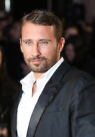 Matthias Schoenaerts, The Danish Girl - UK Film Premiere, Leicester Square, London UK, 08 December 2015, Photo by Richard Goldschmidt