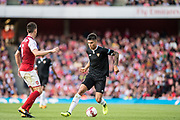 Sevilla forward Joaquin Correa (11) during the Emirates Cup 2017 match between Arsenal and Sevilla at the Emirates Stadium, London, England on 30 July 2017. Photo by Sebastian Frej.
