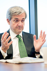 Chris Huhne Secretary of State for Energy and Climate Change.24 February 2011.Images © Paul David Drabble