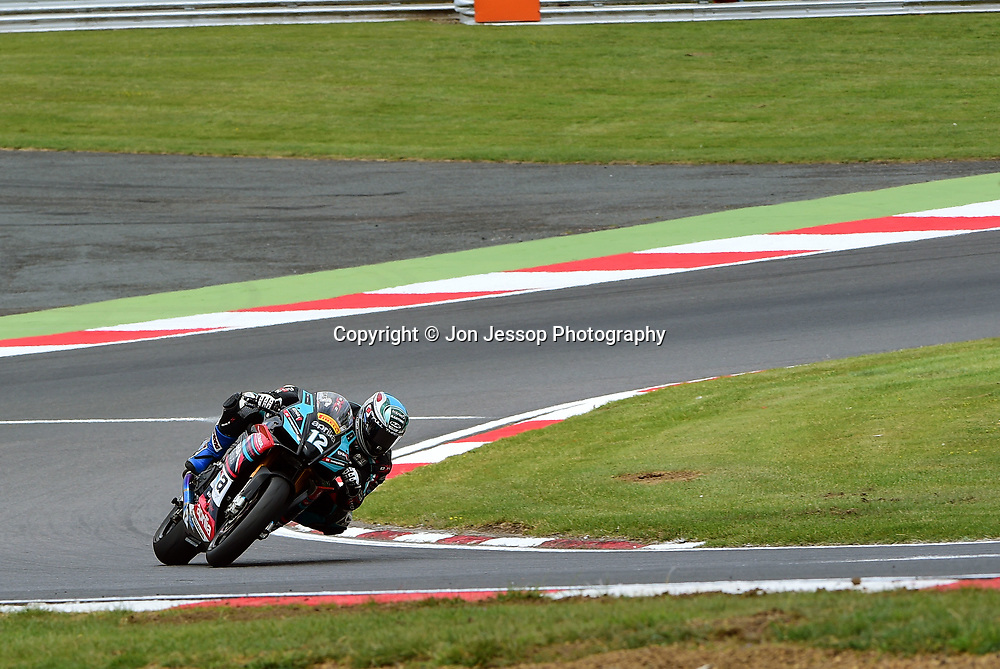 #12 Luke Hedger Hereford EHA Racing Aprilia UK Aprilia Pirelli National Superstock 1000 Championship