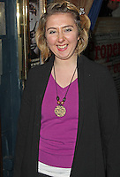 LONDON - March 25: Rosamund Hanson at the Chortle Comedy Awards (Photo by Brett D. Cove)