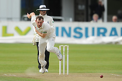 Graham Wagg of Glamorgan - Mandatory byline: Dougie Allward/JMP - 07966386802 - 24/09/2015 - Cricket - County Ground -Bristol,England - Gloucestershire CCC v Glamorgan CCC - LV=County Championship - Division Two - Day Three