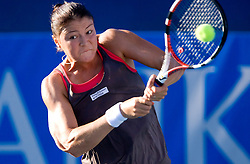 Best player of the world Dinara Safina of Russia at 1st Round of Banka Koper Slovenia Open WTA Tour tennis tournament, on July 20 2009, in Portoroz / Portorose, Slovenia. (Photo by Vid Ponikvar / Sportida)