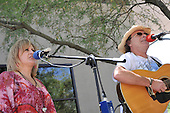JC & Laney Concert at 2012 Tucson Folk Festival