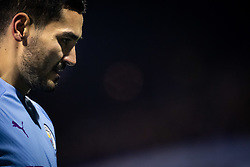 Ilkay Gundogan of Manchester City during football match between GNK Dinamo Zagreb and Manchester City in 6th Round of UEFA Champions league 2019/20, on December 11, 2019 in Maksimir, Zagreb, Croatia. Photo by Blaž Weindorfer / Sportida