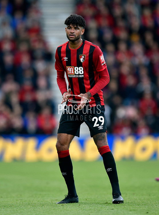 Philip Billing (29) of AFC Bournemouth during the Premier League match between Bournemouth and Norwich City at the Vitality Stadium, Bournemouth, England on 19 October 2019.