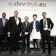 20160615 - Brussels , Belgium - 2016 June 15th - European Development Days - Towards a circular economy for sustainable consumption and production © European Union