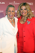 Suzanne De Passe and her mother, Babs De Passe at The Essence Magazine Celebrates Black Women in Hollywood Luncheon Honoring Ruby Dee, Jada Pickett Smith, Susan De Passe & Jurnee Smollett at the Beverly Hills Hotel on February 21, 2008 in Beverly Hills, CA