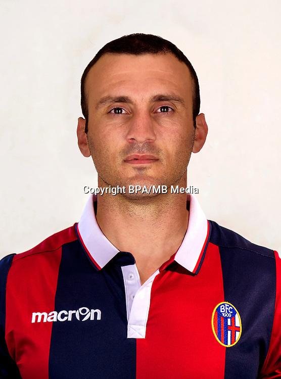 Italian League Serie A -2016-2017 / <br /> ( Bologna Fc 1909 ) - <br /> Vasilis Torosidis