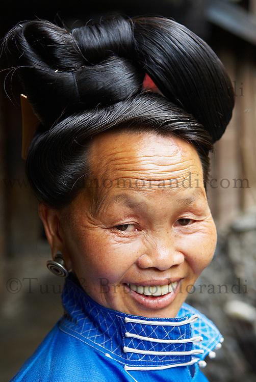 Chine. Province du Guizhou. Village Miao de Wuli. // China. Guizhou province. Miao village of Wuli.