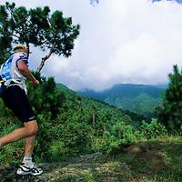 Runners, 1999 Mild Seven Outdoor Quest Adventure Race, Lijiang, China
