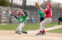 Laconia Little League Cantin Chevrolet versus Legion Post 1 May 3, 2011.