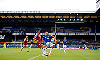 Football - 2019 / 2020 Premier League - Everton vs Aston Villa<br /> <br /> Richarlison of Everton at Goodison Park<br /> <br /> COLORSPORT/LYNNE CAMERON