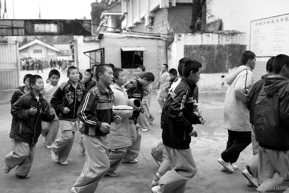 Shaolin, China, Asia