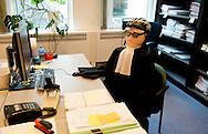 ROTTERDAM - rechtbank oppertuun serie robin utrecht