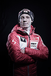 12.10.2019, Olympiahalle, Innsbruck, AUT, FIS Weltcup Ski Alpin, im Bild Jan Hoerl // during Outfitting of the Ski Austria Winter Collection and the official Austrian Ski Federation 2019/ 2020 Portrait Session at the Olympiahalle in Innsbruck, Austria on 2019/10/12. EXPA Pictures © 2020, PhotoCredit: EXPA/ JFK