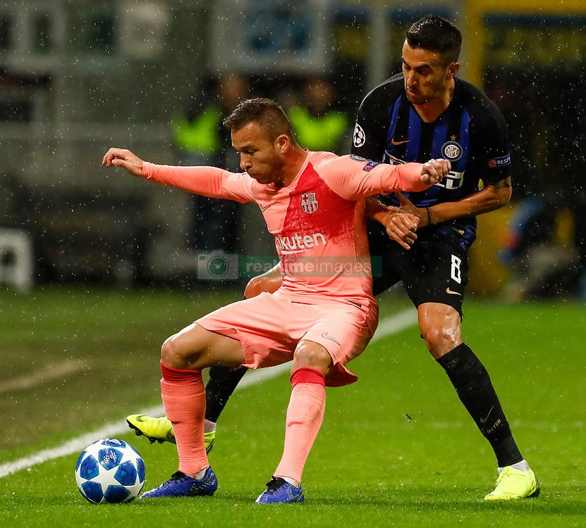 صور مباراة : إنتر ميلان - برشلونة 1-1 ( 06-11-2018 )  20181106-zaa-n230-762