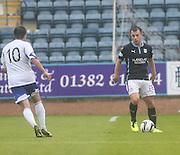 Paul McGowan - Dundee v Peterhead, League Cup at Dens Park<br /> <br />  - &copy; David Young - www.davidyoungphoto.co.uk - email: davidyoungphoto@gmail.com