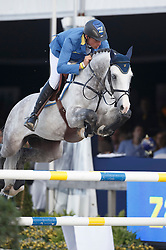 Ahlmann Christian (GER) - Caribis Z<br /> Final 7 years<br /> FEI World Breeding Jumping Championships for Young Horses - Lanaken 2014<br /> © Dirk Caremans