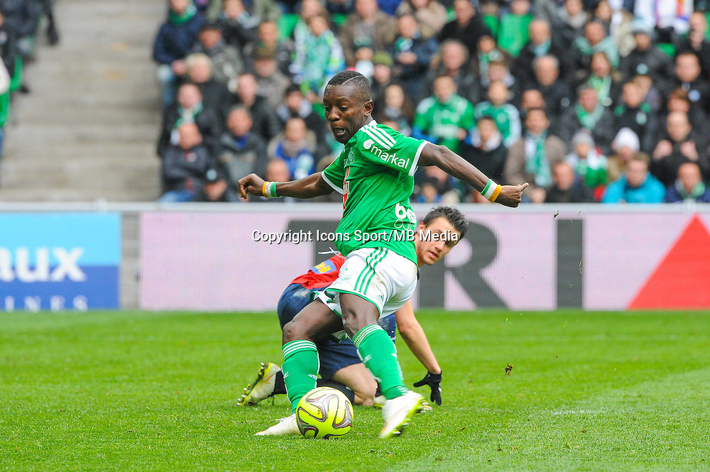 BUT Max Alain GRADEL - 22.03.2015 - Saint Etienne / Lille - 30eme journee de Ligue 1 <br />