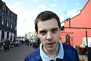 Mike Skinner, The Streets, UK 2005