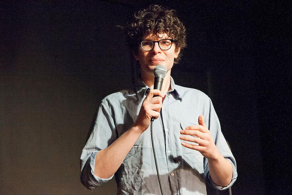 Simon Amstell - Whiplash - UCB Theater - New York - November 19, 2012