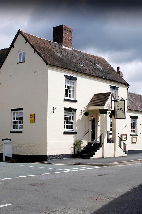 The Fox, Much Wenlock, Shropshire