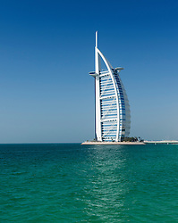 Luxury Burj al Arab Hotel in Dubai United Arab Emirates UAE