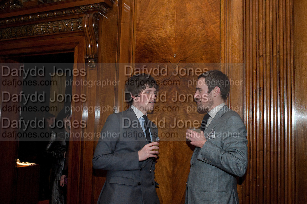 JACOB WILMORE; DAN BING, Wallpaper Design Awards 2012. 10 Trinity Square<br /> London,  11 January 2011.