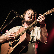 Sturgil Simpson performing at The Birchmere on August 19, 2014