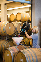 Penner Ash Winery near Newburg, Oregon.