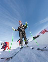 09.01.2020, Keelberloch Rennstrecke, Altenmark, AUT, FIS Weltcup Ski Alpin, Abfahrt, Damen, 1. Training, im Bild Elisabeth Reisinger (AUT) // Elisabeth Reisinger of Austria during her 1st training run for the women's Downhill of FIS ski alpine world cup at the Keelberloch Rennstrecke in Altenmark, Austria on 2020/01/09. EXPA Pictures © 2020, PhotoCredit: EXPA/ Johann Groder