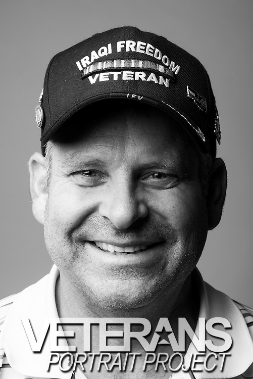 Barry Watson<br /> Air Force<br /> E-8<br /> Aircraft Mechanic<br /> 1980-2006<br /> OIF<br /> <br /> Veterans Portrait Project<br /> Louisville, KY<br /> VFW Convention <br /> (Photos by Stacy L. Pearsall)