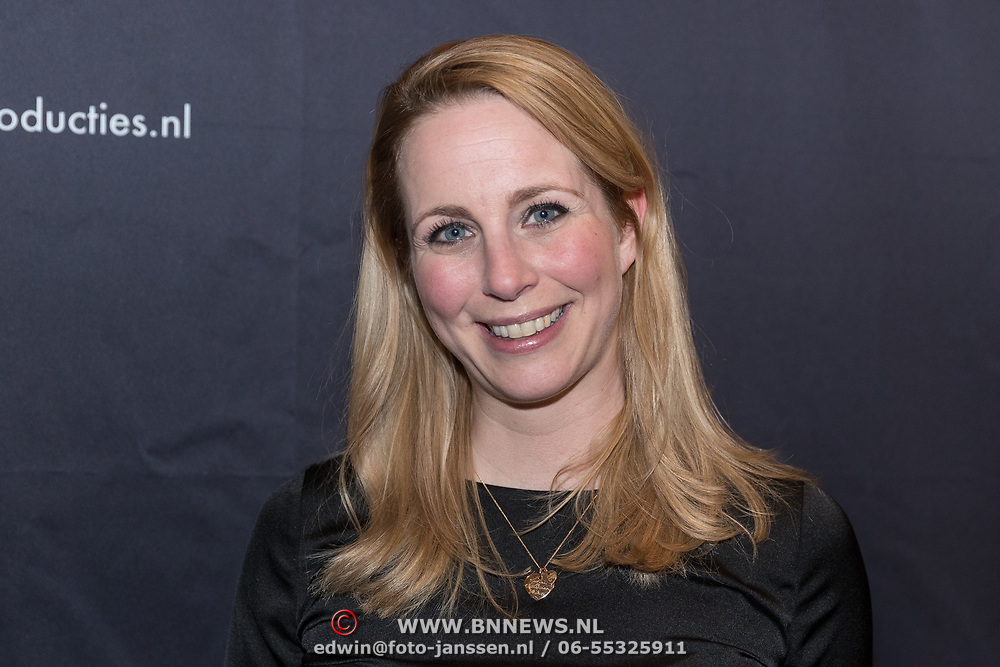 NLD/Amsterdam/20180222 - Premiere Vele Hemels boven de Zevende, Alexandra Alphenaar