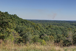 09 October 2013:  Overlook Panoramic Brown County State Park, Brown County Indiana.<br /> <br /> This image was produced in part utilizing High Dynamic Range (HDR) processes.  It should not be used editorially without being listed as an illustration or with a disclaimer.  It may or may not be an accurate representation of the scene as originally photographed and the finished image is the creation of the photographer. <br /> <br /> This image was produced in part utilizing High Dynamic Range (HDR) processes.  It should not be used editorially without being listed as an illustration or with a disclaimer.  It may or may not be an accurate representation of the scene as originally photographed and the finished image is the creation of the photographer.