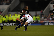 Twickenham. GREAT BRITAIN,  Tony WOODCOCK, during  the 2006 Investec Challenge, game between, England  and New Zealand [All Blacks], on Sun., 05/11/2006, played at the Twickenham Stadium, England. Photo, Peter Spurrier/Intersport-images].....   [Mandatory Credit, Peter Spurier/ Intersport Images].