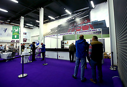 Ashton Gate hosts The Skipper Expo International event in the West Stand Concourse - Mandatory by-line: Robbie Stephenson/JMP - 08/09/2017 - FOOTBALL - Ashton Gate - Bristol, England - Skipper Expo at Ashton Gate