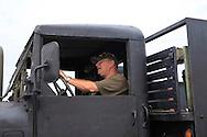 vietnam veteran driving truck Kokomo Indiana Vietnam Veterans Reunion 2012