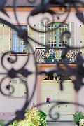 Prinz-Georg-Garten, Prinz-Georg-Palais, Darmstadt, Hessen, Deutschland