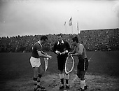 1960 - Soccer International: Ireland v Chile