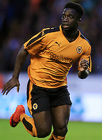 Wolverhampton Wanderers' Nouha Dicko   during the pre-season friendly at Molineux, Wolverhampton.