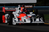 Ryan Briscoe, Camping World GP, Watkins Glen, Indy Car Series