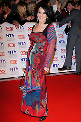 Lesley Joseph  at the National Television Awards held in London on Wednesday, 25th January 2012. Photo by: i-Images