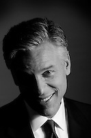 WASHINGTON, DC - DECEMBER 7:  At his Washington DC home, former Utah Governor of Utah and Republican presidential hopeful, Jon Huntsman, stands for a portrait, Wednesday, December 7, 2011.  (Photo by Melina Mara/The Washington Post) . ...