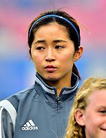 International Women's Friendly Matchs 2019 / <br /> SheBelieves Cup Tournament 2019 - <br /> Japan vs England 0-3 ( Raymond James Stadium - Tampa-FL,Usa ) - <br /> Risa Shimizu of Japan