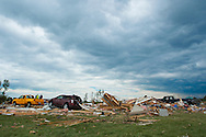 June 06, 2010: Some of the destruction of the home owned by Tim and Debbie Miller after a tornado hits Ottawa County, OhioTornado destruction in Ottawa County, Ohio