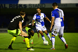 Byron Moore of Bristol Rovers - Mandatory by-line: Dougie Allward/JMP - 08/08/2017 - FOOTBALL - Memorial Stadium - Bristol, England - Bristol Rovers v Cambridge United - Carabao Cup
