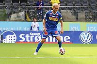 Fotball , 27. april 2019 , 1. divisjon , Obosligaen , Start - Sandefjord<br /> Lars Grorud  , Sandefjord