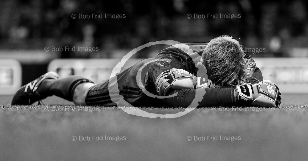 02 October 2016:   Action during a game between Vancouver Whitecaps FC and Seattle Sounders FC on Bell Pitch at BC Place Stadium in Vancouver, BC, Canada. ****(Photo by Bob Frid - Vancouver Whitecaps 2016 - All Rights Reserved)***